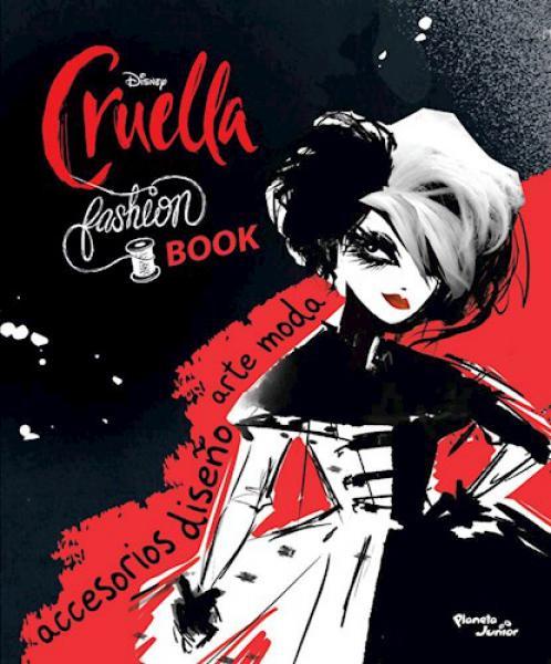 CRUELLA FASHION BOOK