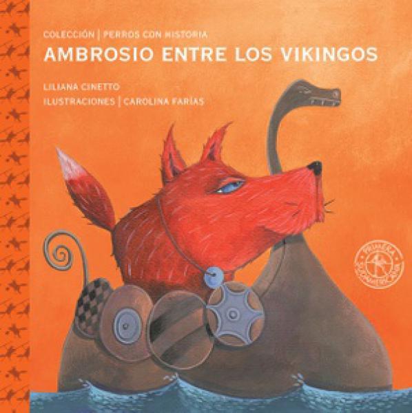 AMBROSIO ENTRE LOS VIKINGOS