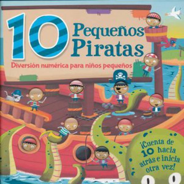 10 PEQUEÑOS PIRATAS