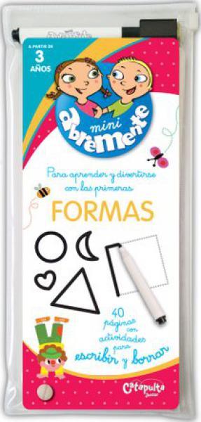 FORMAS - MINI ABREMENTE