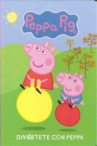 PEPPA PIG - DIVIERTETE CON PEPA