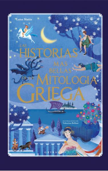 HISTORIAS MAS BELLAS DE LA MITOLOGIA...