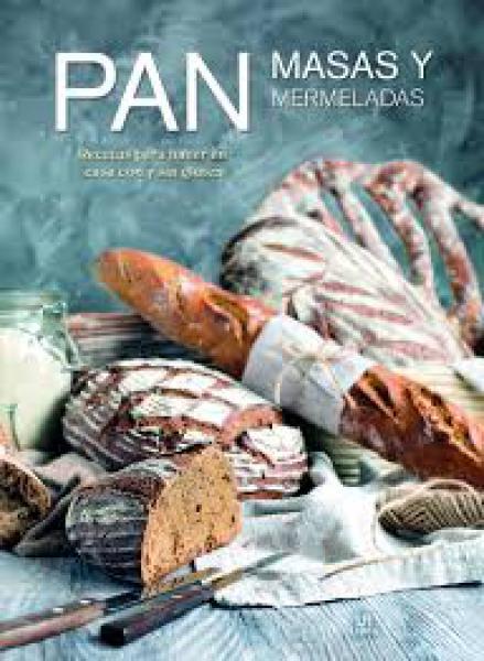PAN, MASAS Y MERMELADAS