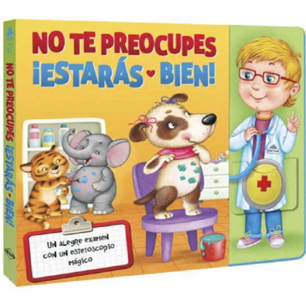 NO TE PREOCUPES !ESTARAS BIEN!