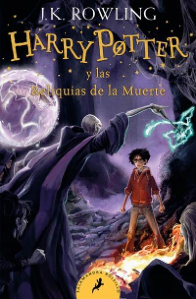 HARRY POTTER 7 - Y LAS RELIQUIAS DE LA