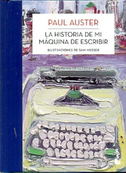 LA HISTORIA DE MI MAQUINA DE ESCRIBIR