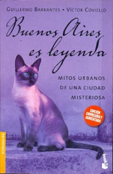 BUENOS AIRES ES LEYENDA (EDICION C Y A )