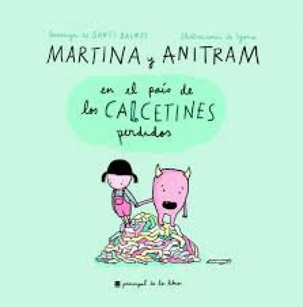 MARTINA Y ANITRAM EN EL PAIS DE LOS CALC