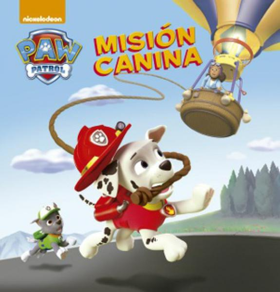 MISION CANINA PAW PATROL