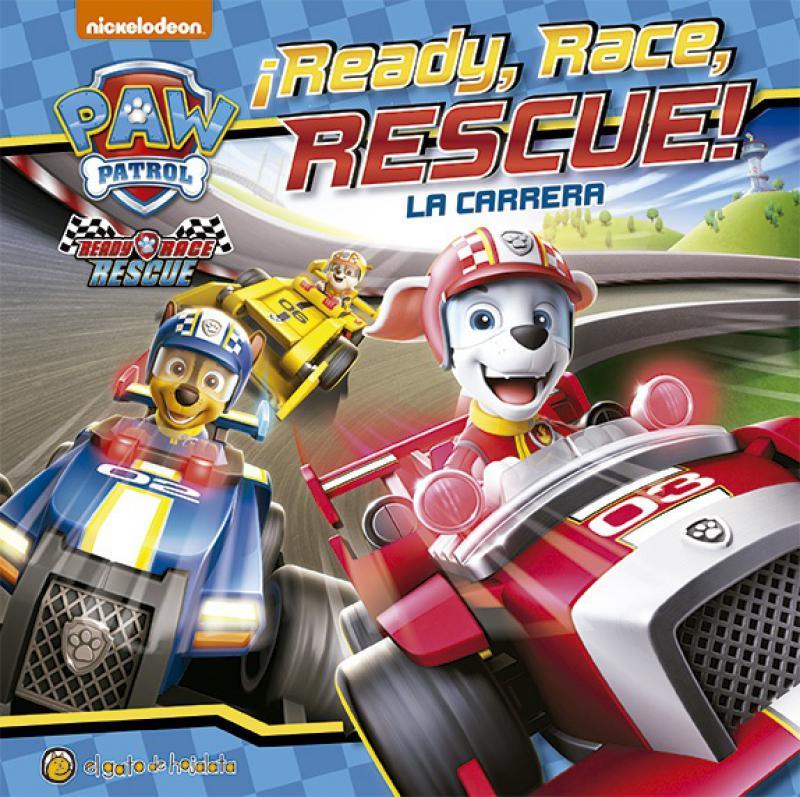 PAW PATROL - READY RACE RESCUE