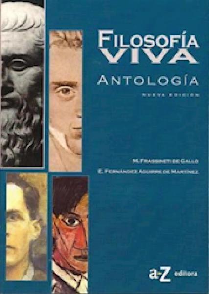 FILOSOFIA VIVA - ANTOLOGIA