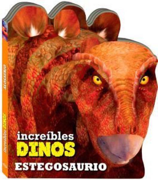 ESTEGOSAURIO - INCREIBLES DINOS