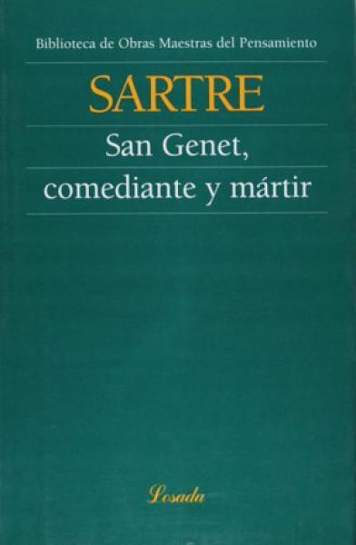 SAN GENET, COMEDIANTE Y MARTIR