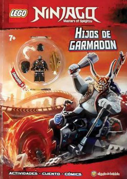 LEGO - NINJAGO HIJOS DE GARMADON
