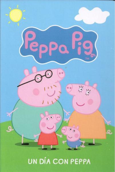 PEPPA PIG - UN DIA CON PEPPA