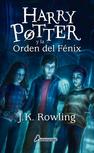 HARRY POTTER 5 - LA ORDEN DEL FENIX