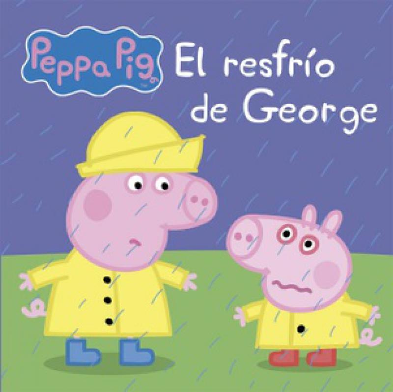 PEPPA PIG - EL RESFRIO DE GEORGE