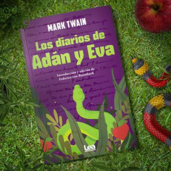 LOS DIARIOS DE ADAN Y EVA