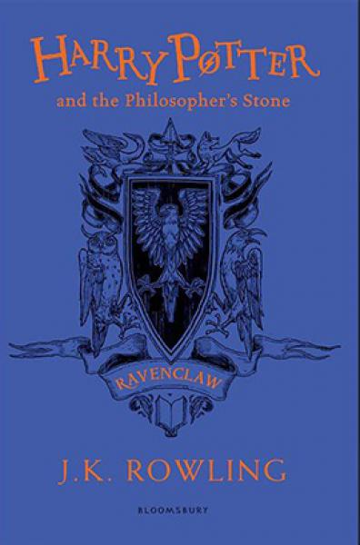 HARRY POTTER 1 - RAVENCLAW - INGLES
