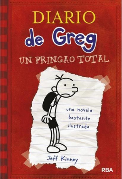 DIARIO DE GREG 1 - UN RENACUAJO