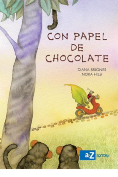 CON PAPEL DE CHOCOLATE