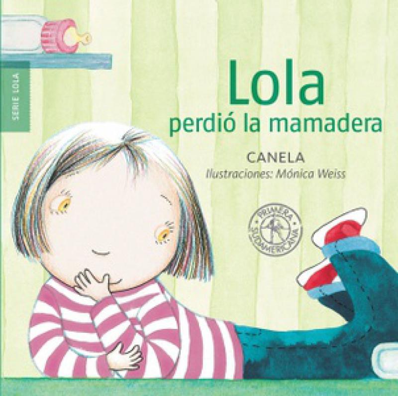 LOLA PERDIO LA MAMADERA