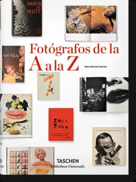 FOTOGRAFOS DE LA A A LA Z