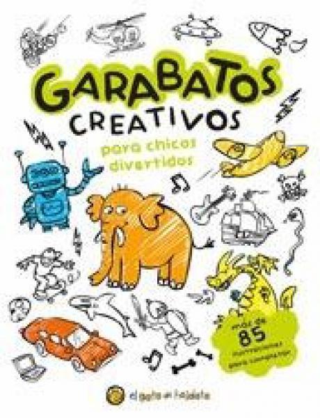 GARABATOS CREATIVOS PARA CHICOS DIVERTID