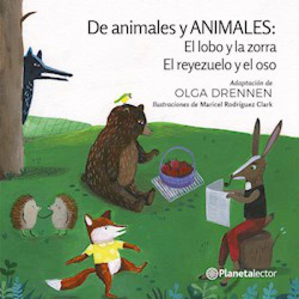 DE ANIMALES Y ANIMALES: EL LOBO Y LA ZOR