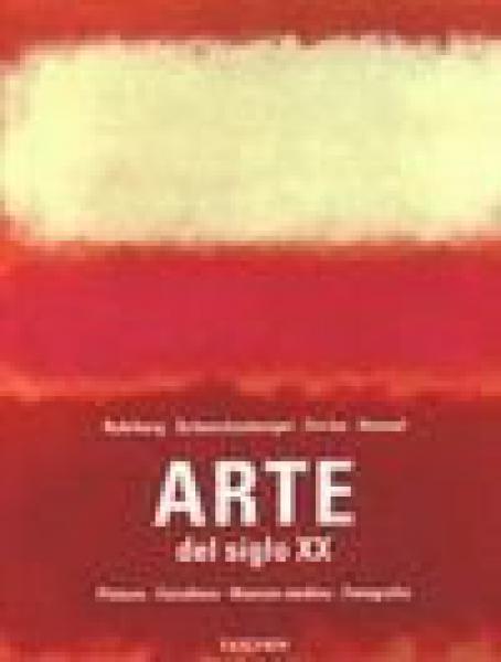ARTE DEL SIGLO XX(RUSTICA)