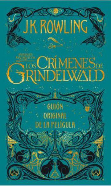 LOS CRIMENES DE GRINDELWALD