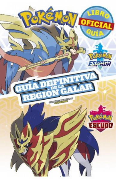 POKEMON GUIA DEFINITIVA DE LA REGION ...
