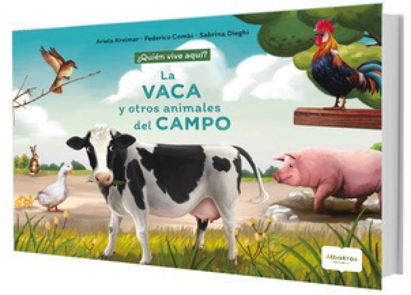 LA VACA Y OTROS ANIMALES DEL CAMPO