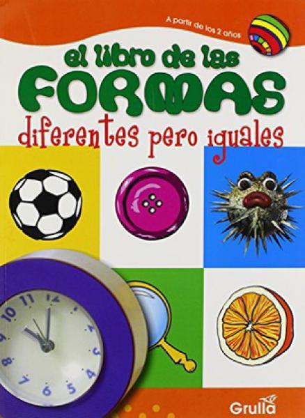 LIBRO DE LAS FORMAS DIFERENTES PERO IGUA