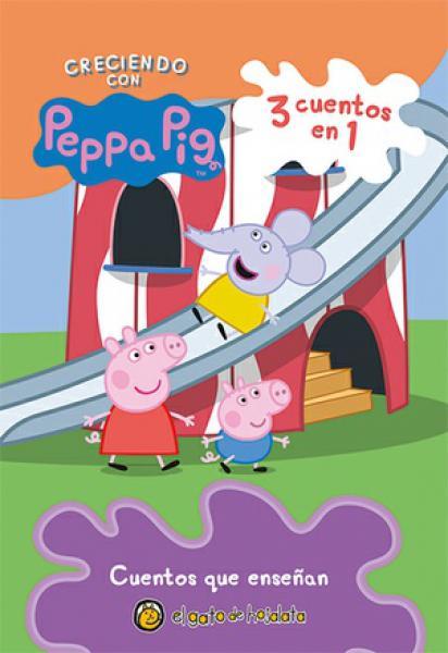 PEPPA PIG - CUENTOS QUE ENSEÑAN ...