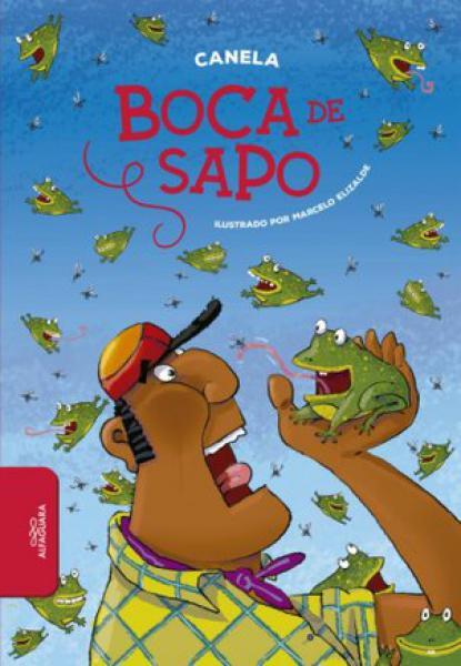 BOCA DE SAPO