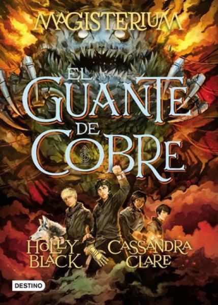 EL GUANTE DE COBRE - MAGISTERIUM II