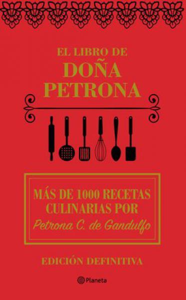 EL LIBRO DE DOÐA PETRONA (ED.DEF. 2018)