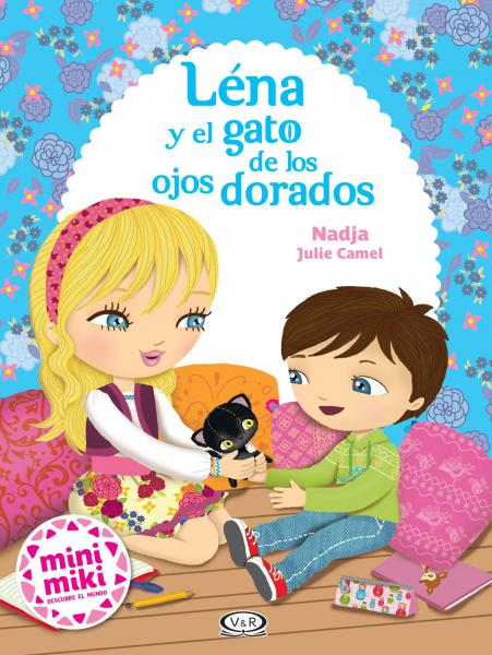 LENA Y EL GATO DE LOS OJOS DORADOS