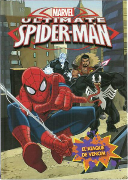 ULTIMATE SPIDER-MAN ( POP-UP )