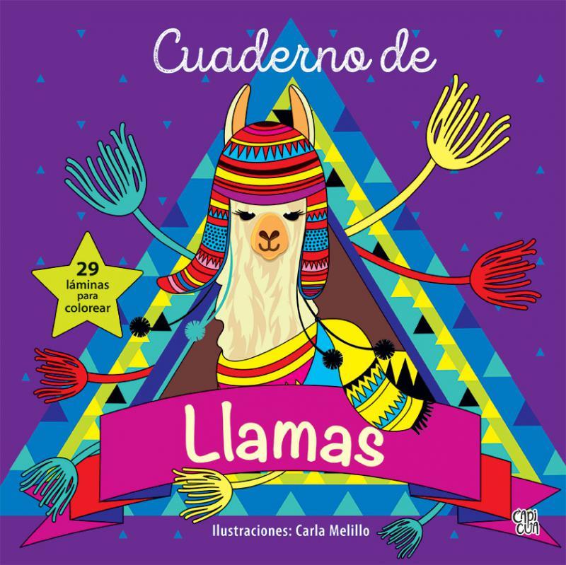 CUADERNO DE LLAMAS