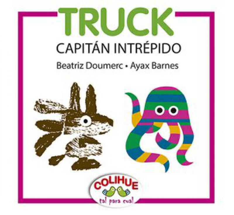 TRUCK CAPITAN INTREPIDO