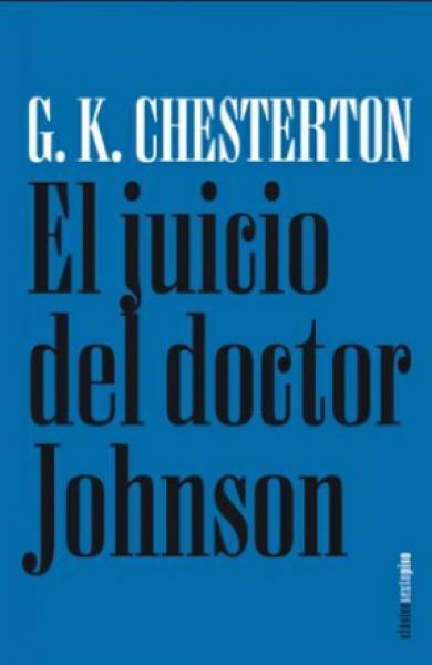 EL JUICIO DEL DOCTOR JOHNSON