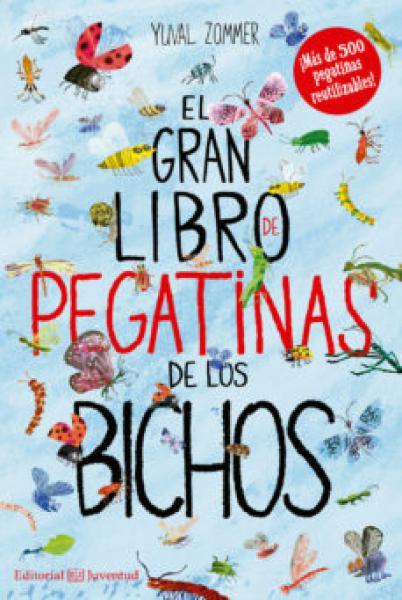 GRAN LIBRO DE LAS PEGATINAS DE LOS BICHO