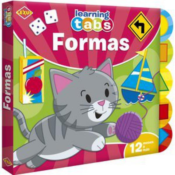 FORMAS - TABS GOMA EVA