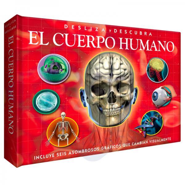EL CUERPO HUMANO - DESLIZA Y DESCUBRE