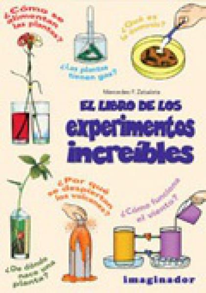 EL LIBRO DE LOS EXPERIMENTOS INCREIBLES
