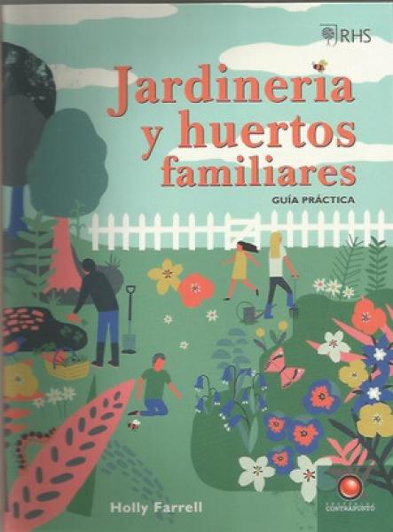 JARDINERIA Y HUERTOS FAMILIARES