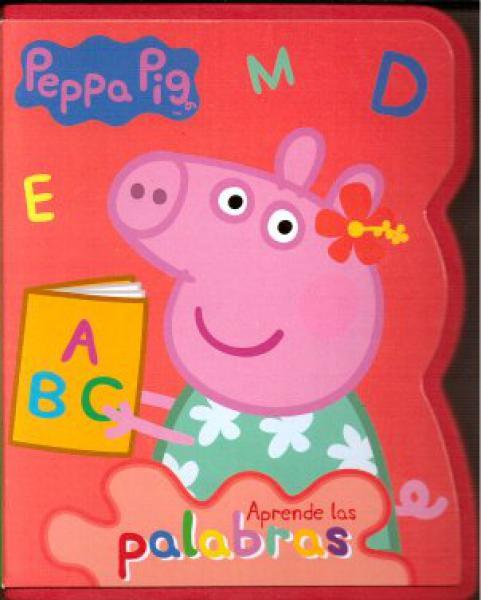 APRENDE LAS PALABRAS  PEPPA PIG