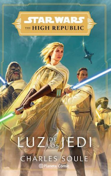 STAR WARS - LUZ DE LOS JEDI